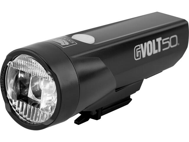 CatEye GVOLT50 HL-EL550GRC Front Lighting med StVZO black